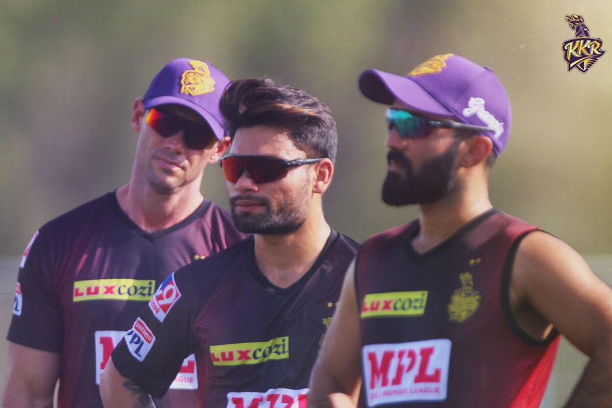 A Former Olympic Sprinter is Helping Out Cricketers at KKR, Find Out How -