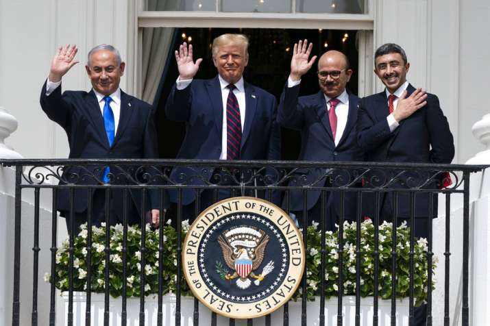 A new Mideast? Israel signs pacts with Bahrain and UAE; Trump says more coming -