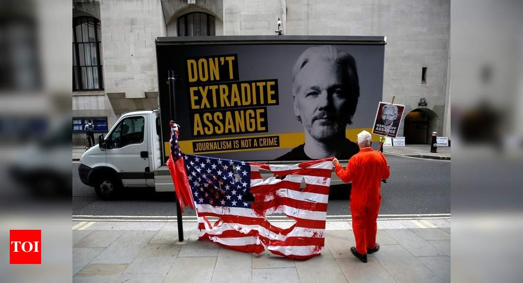 Assange lawyer says Trump offered deal to avoid extradition -