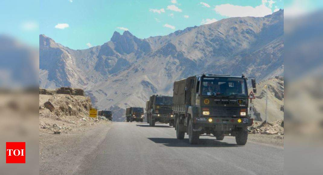 Doubled budget for roads and bridges on China border: Rajnath