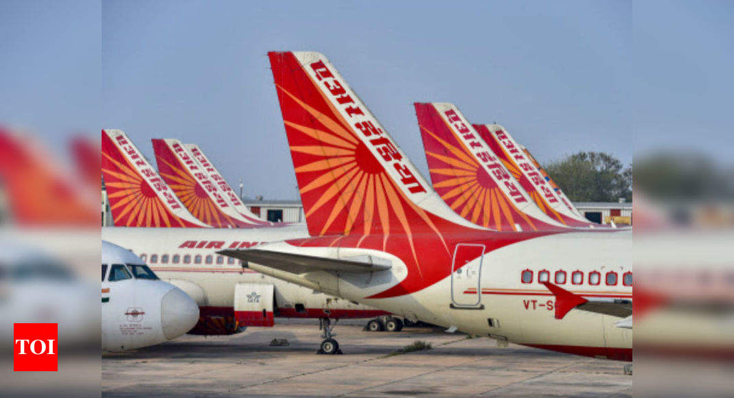 Government weighs dropping debt condition in Air India sale -