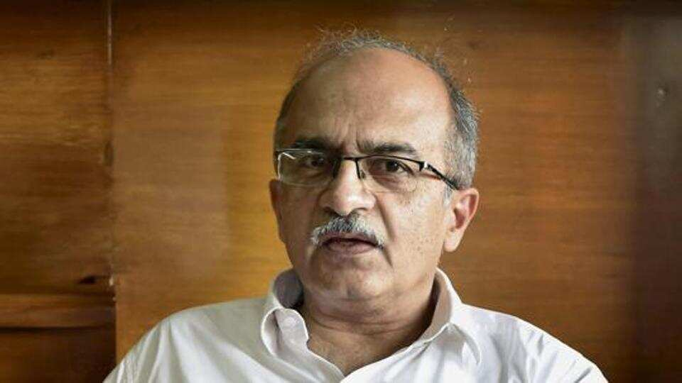 Prashant Bhushan deposits Rs 1, files review petition against contempt of court conviction