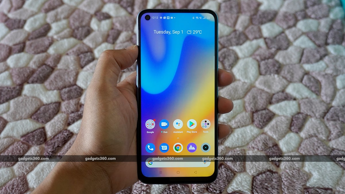 Realme 7 to Go on Sale in India Today at 12 Noon via Flipkart, Realme.com: Price, Specifications -