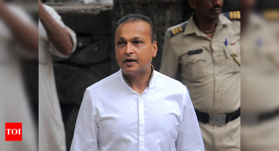 SC rejects SBI plea for resuming insolvency proceedings against Anil Ambani -
