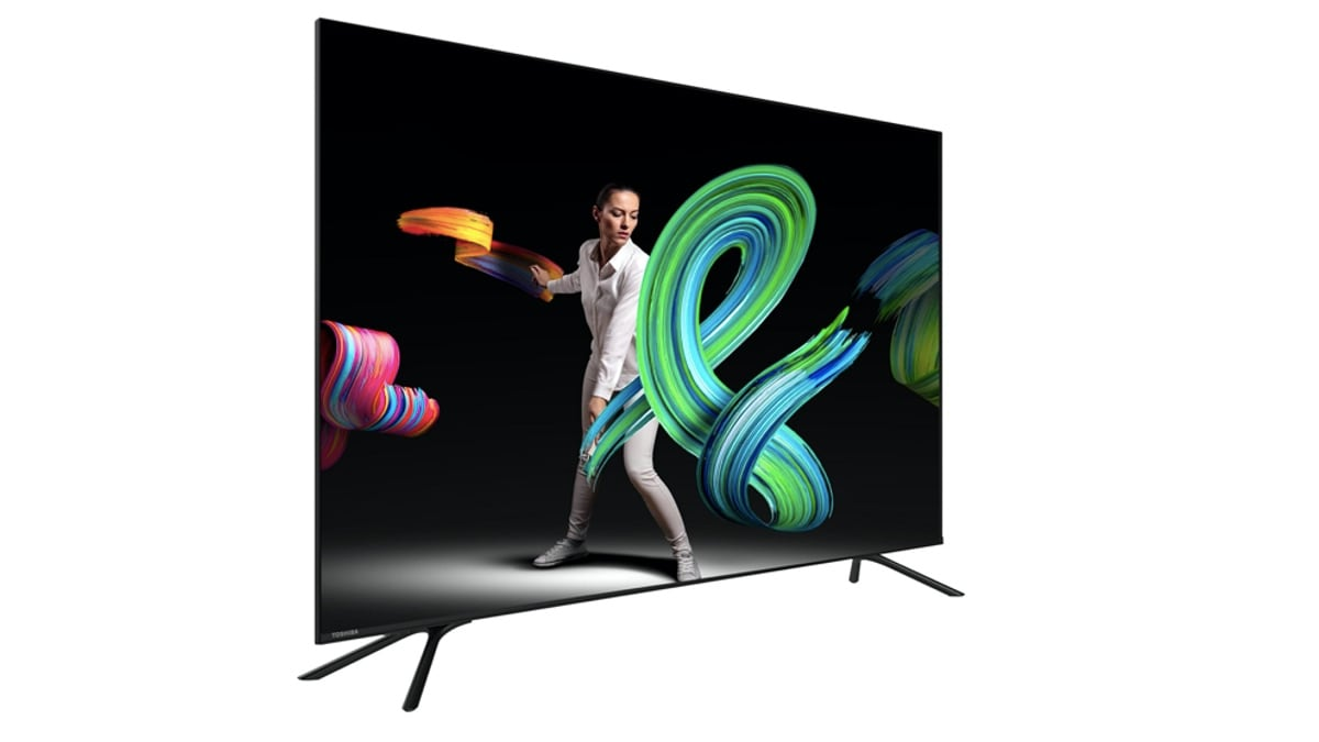 Toshiba TV Range to Go on Sale in India on September 18, Prices Start at Rs. 12,990 -