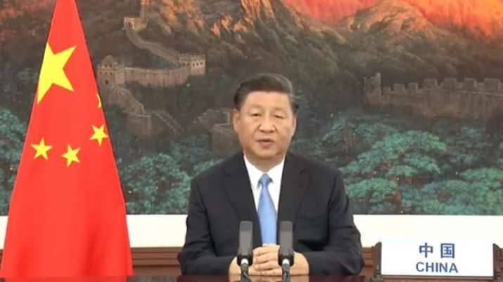 Xi Jinping China has no intention to fight either cold war hot one with any country UNGA address -
