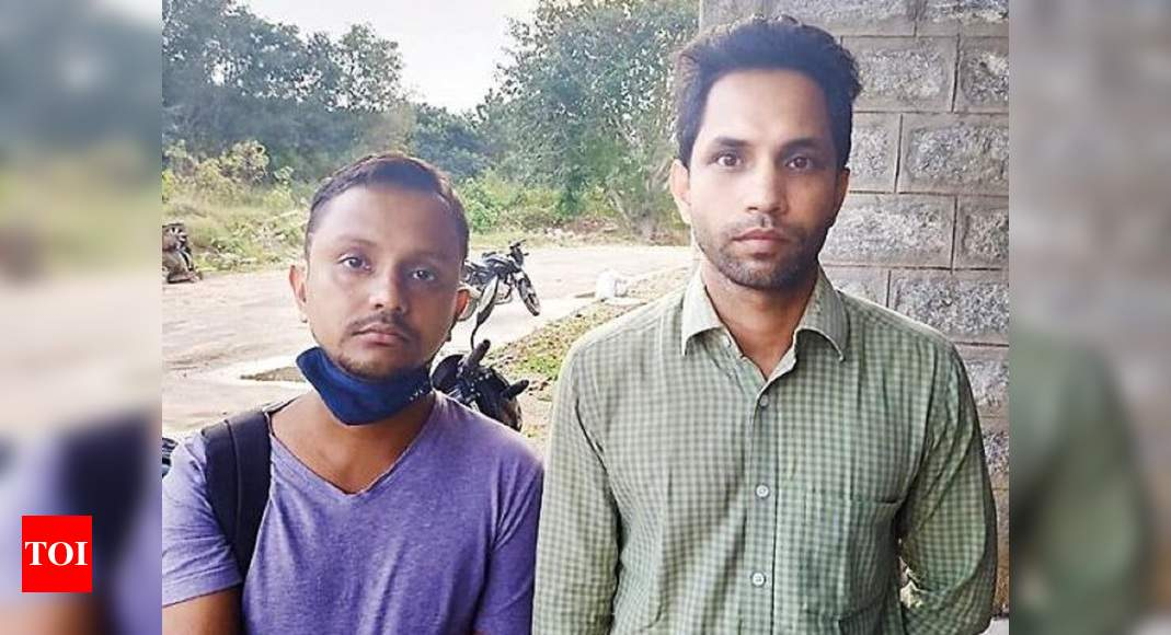 10 yrs after bid to kill friend, two techies get 7 years in jail in Bengaluru