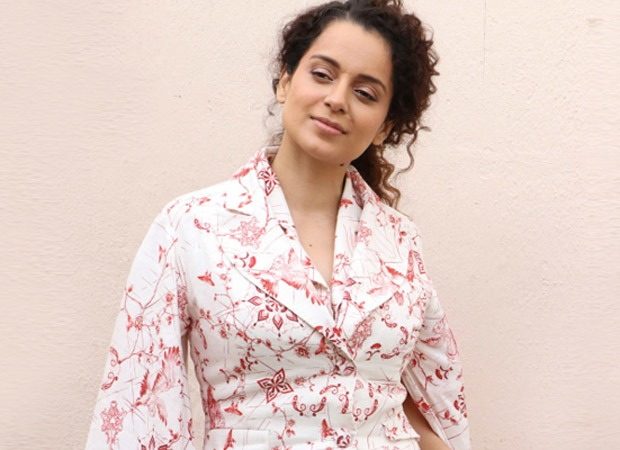 Case filed against Kangana Ranaut for allegedly spreading communal disharmony, actress reacts