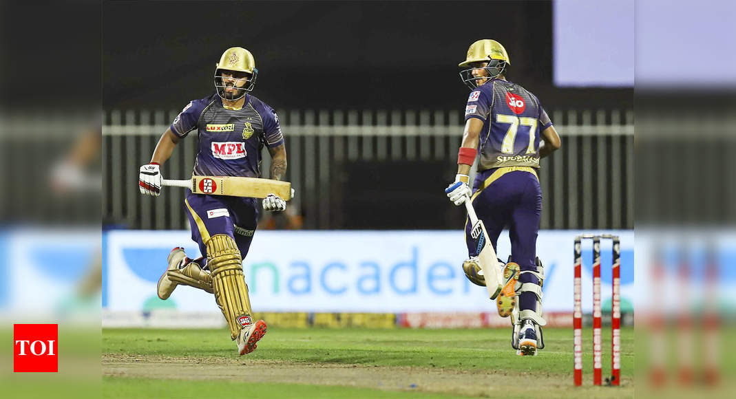 KKR vs KXIP Live Score: Mohammed Shami takes two in over over, Kolkata Knight Riders off to terrible start