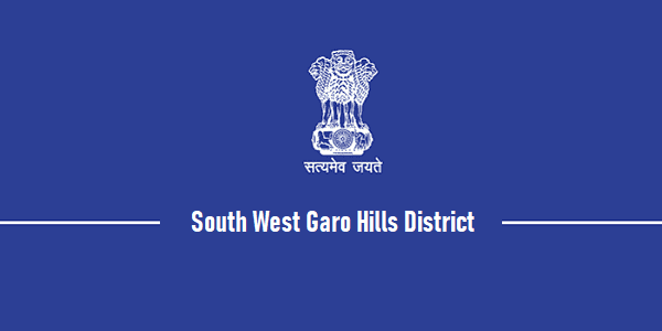 South West Garo Hills District Recruitment 2020: Coordinator Positions
