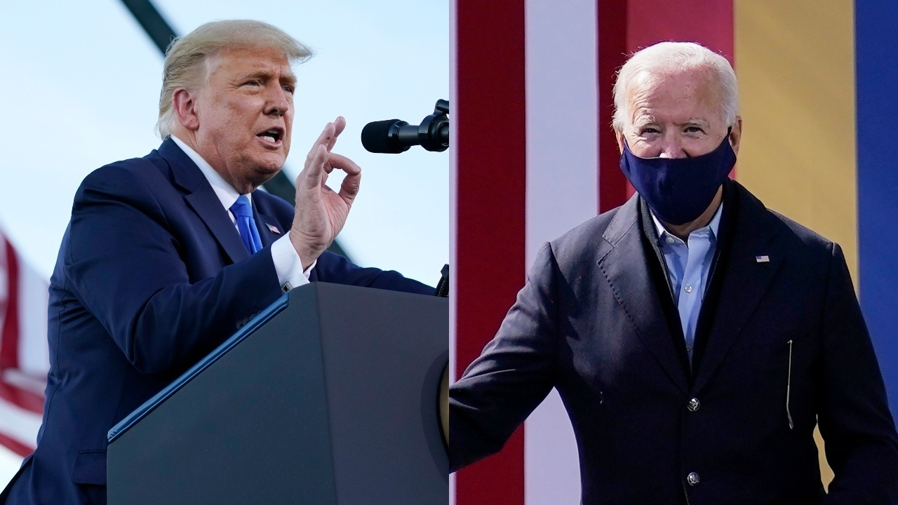 Twitter, Facebook have censored Trump 65 times compared to zero for Biden, study says -
